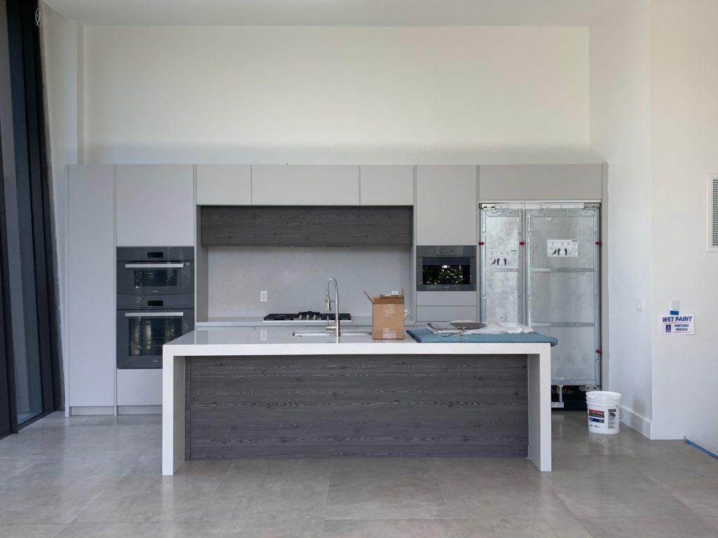 Modern Kitchen Design in Victoria Park Fort Lauderdale
